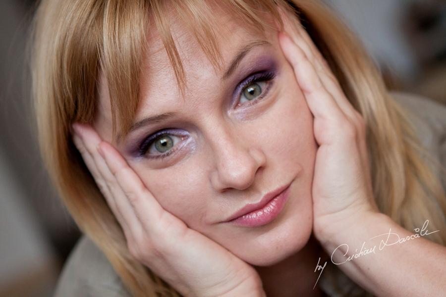 Lena - Portrait Photo Sessio. Photographer: Cristian Dascalu