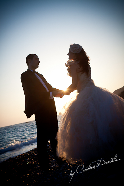 Bogdan & Oana - Cyprus Wedding Photo Session. Photographer: Cristian Dascalu