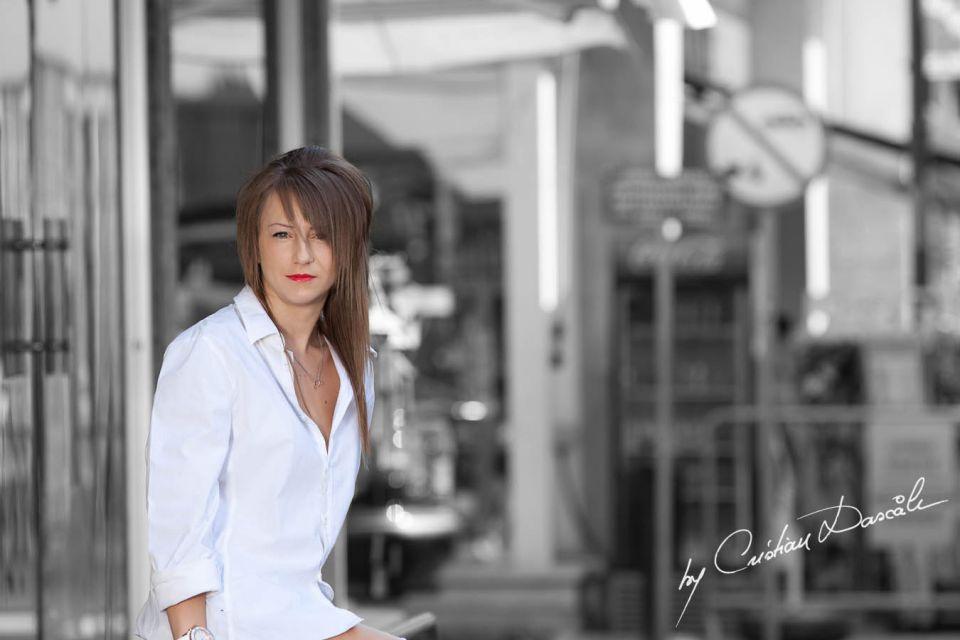 Marianna - Street Photo Session in Limassol - Photographer: Cristian Dascalu