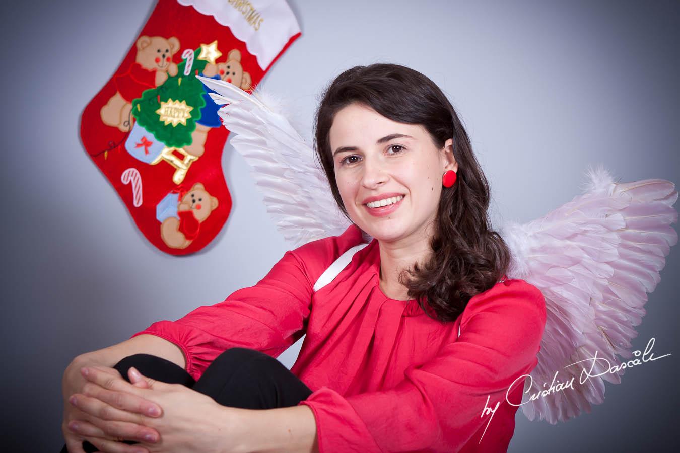 Sofia, Simona & Sorin - Christmas Photo Session by Photographer Cristian Dascalu