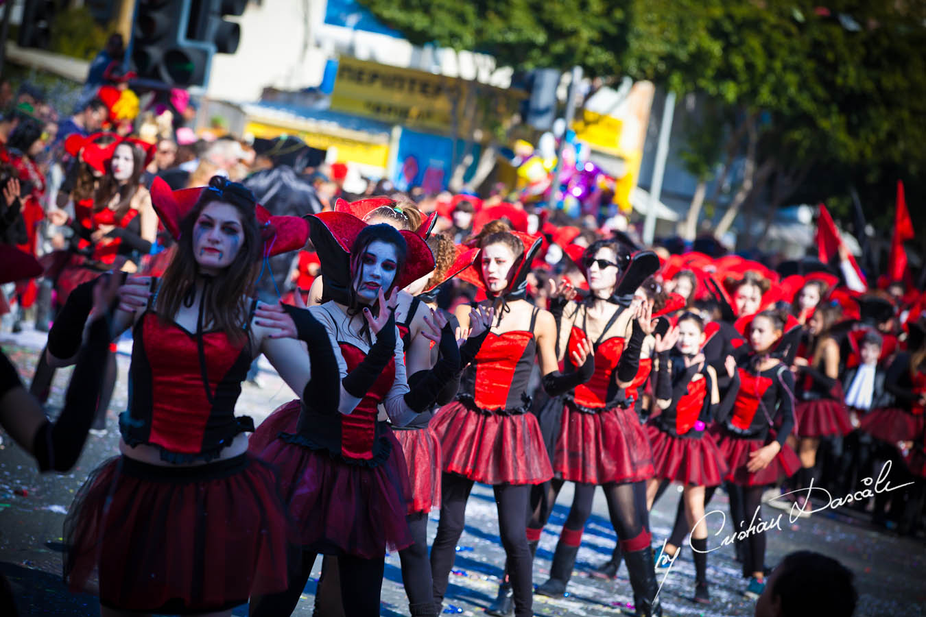 Limassol Carnival 2012 - The Grand Parade