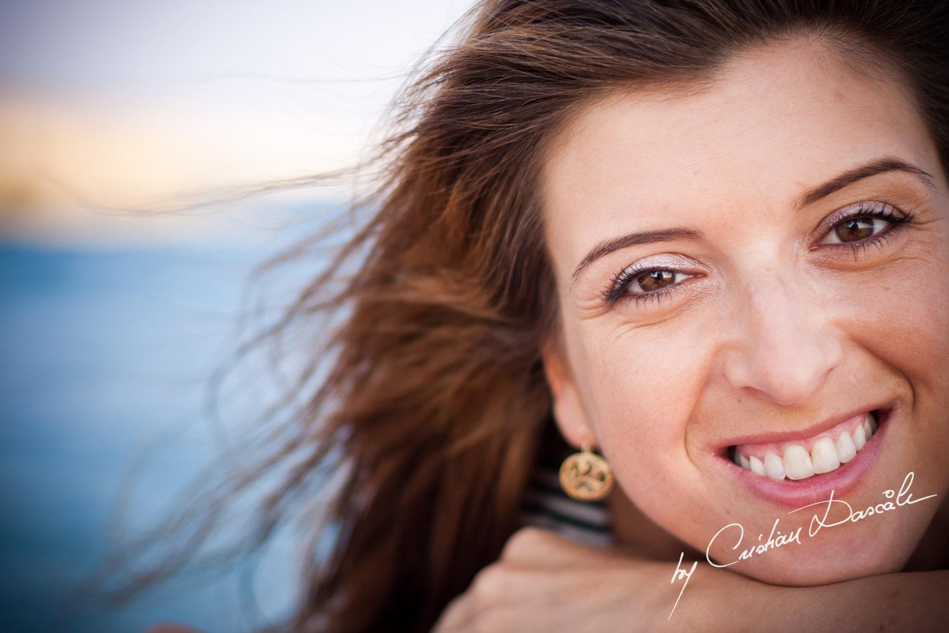 Vlad & Anca - Engagement Photo Session. Cyprus Professional Photographer: Cristian Dascalu
