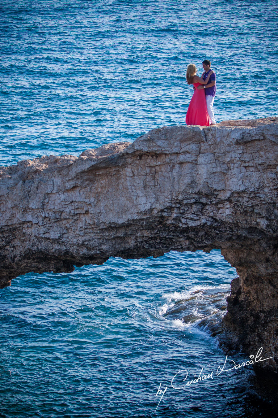 Photo shoot in Cyprus, Agya Napa - Demetris & Anna. Cyprus Photographer: Cristian Dascalu