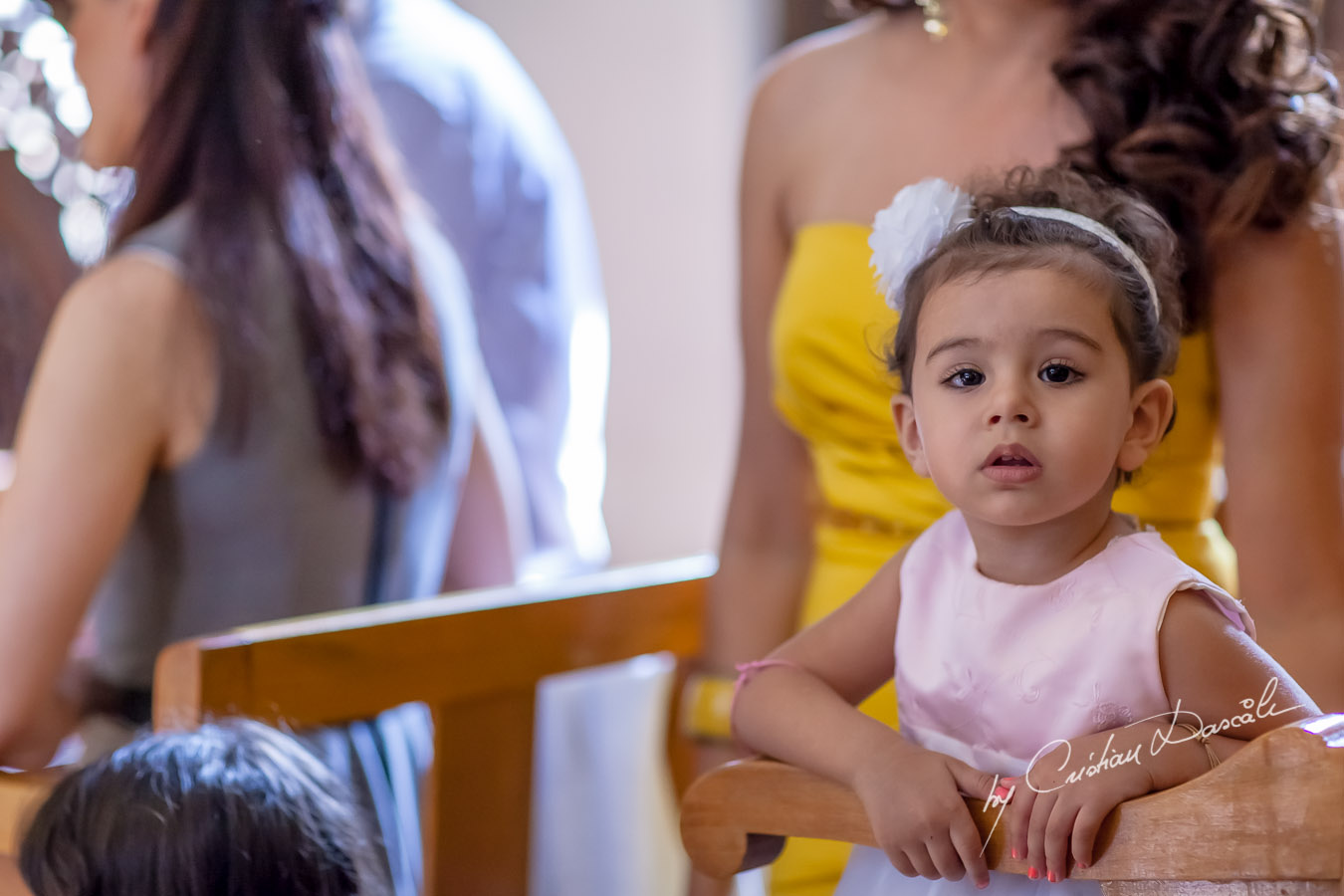 Christening Photography - A Touching Christening Tale. Photographer: Cristian Dascalu