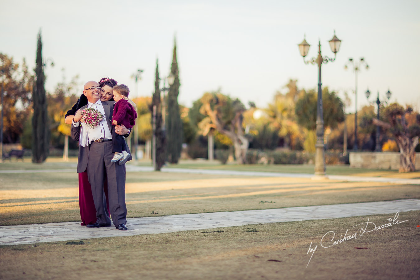 Beautiful Wedding in Larnaca - Vassos & Laura. Photographer: Cristian Dascalu