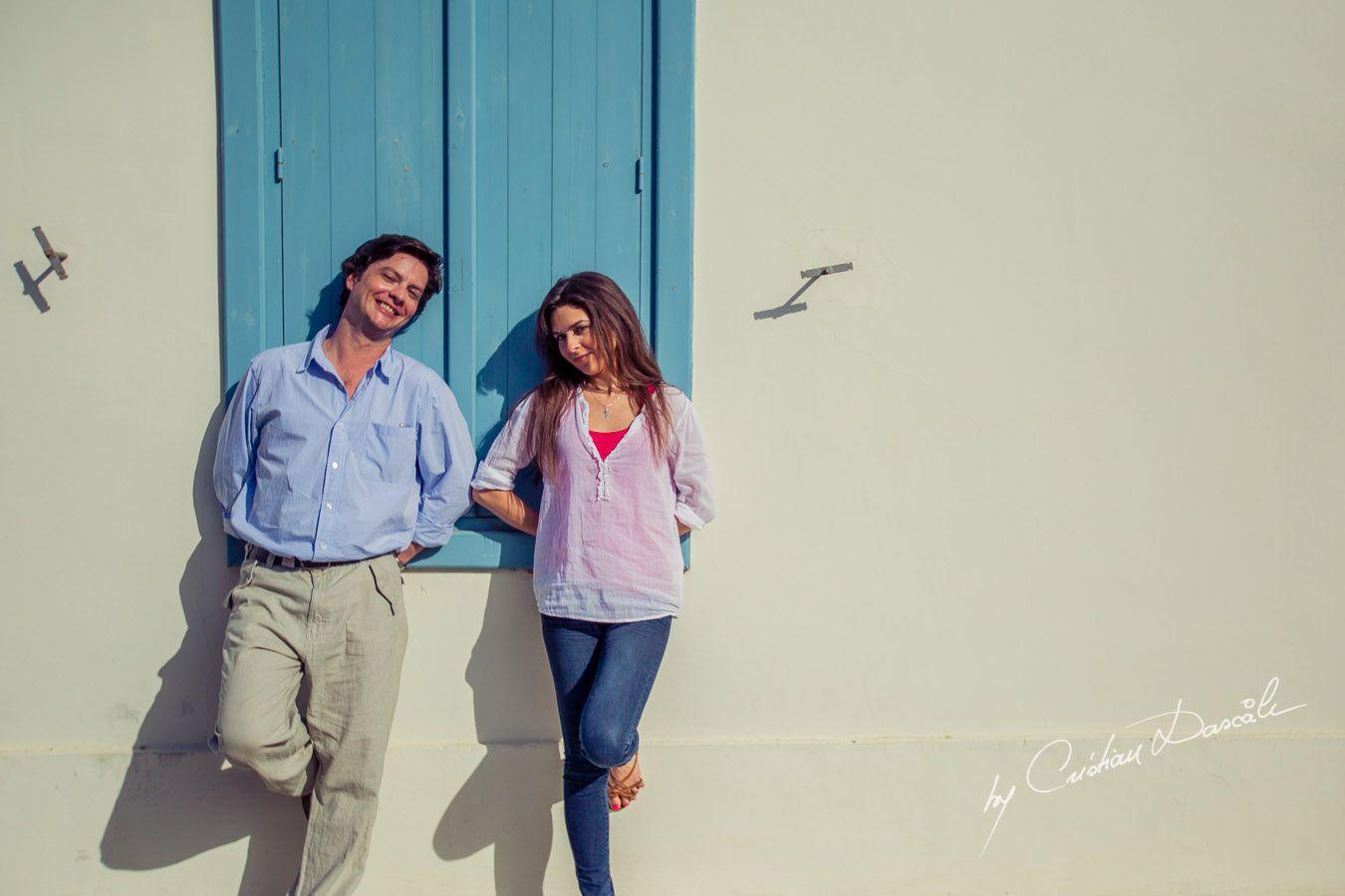 Engagement Photography - Justin & Irina. Cyprus Photographer: Cristian Dascalu