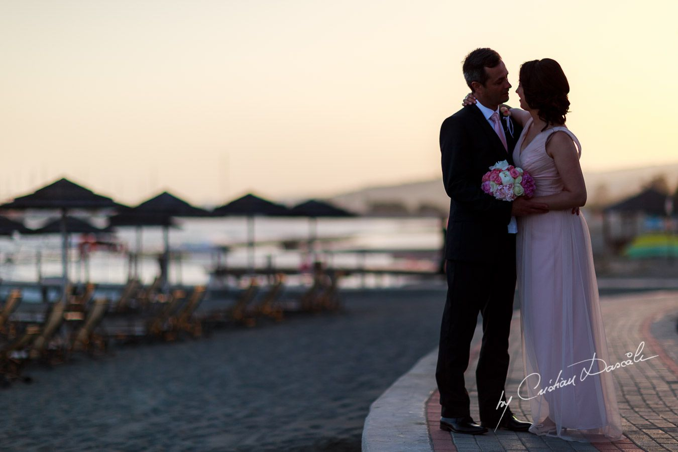 Le Meridien Wedding Limassol - George and Nicole - 50