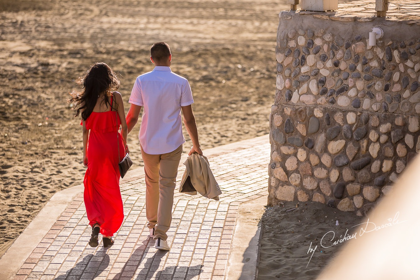 Beach Proposal Photo Session - 08