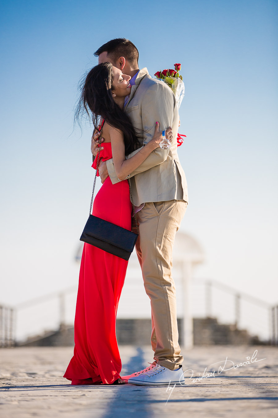 Beach Proposal Photo Session - 20