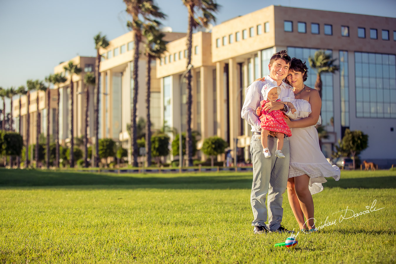 Family Photography in Limassol - Val, Val & Sofia-Aida 11