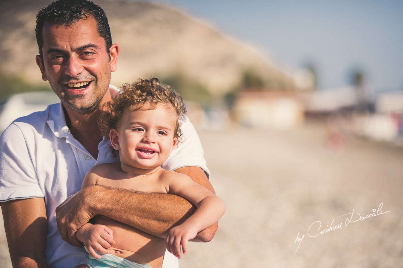 Amazing Limassol Anniversary Photography - Andreas is 1. Photographer: Cristian Dascalu