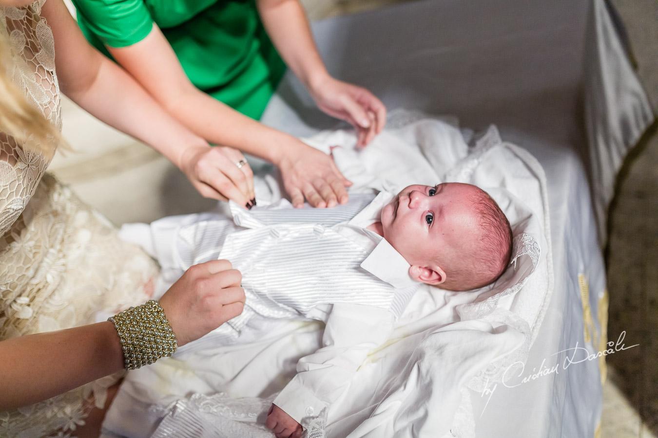 Cyprus christening photographer - 14