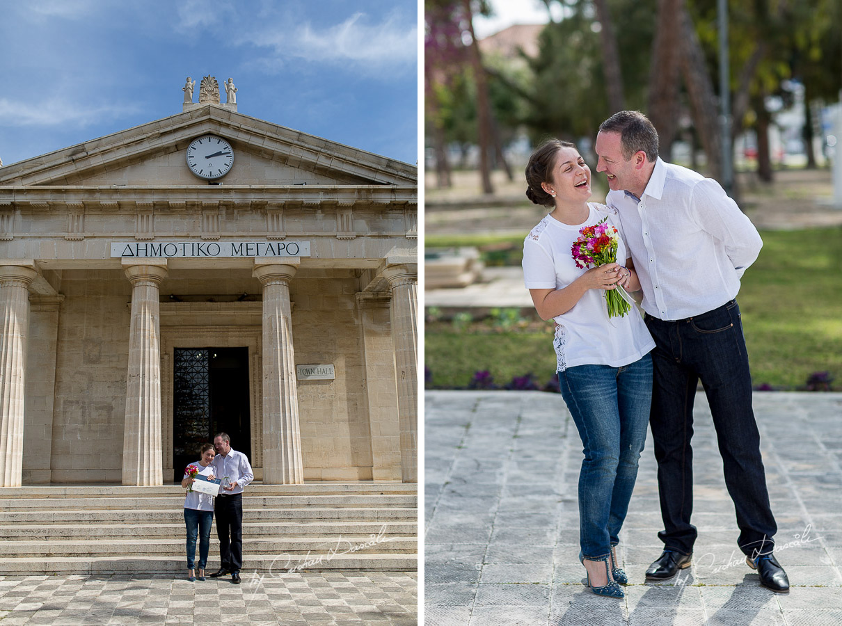 The Wedding of Paul and Anastassya in Paphos - 16