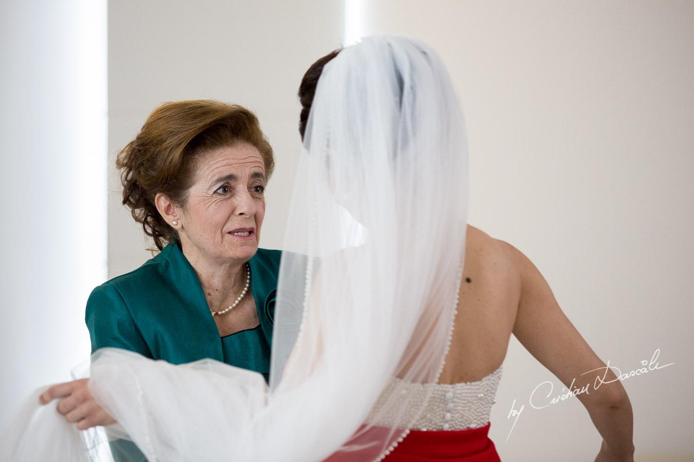 Wedding of Costas & Maria - Nicosia, Agios Dometios 13