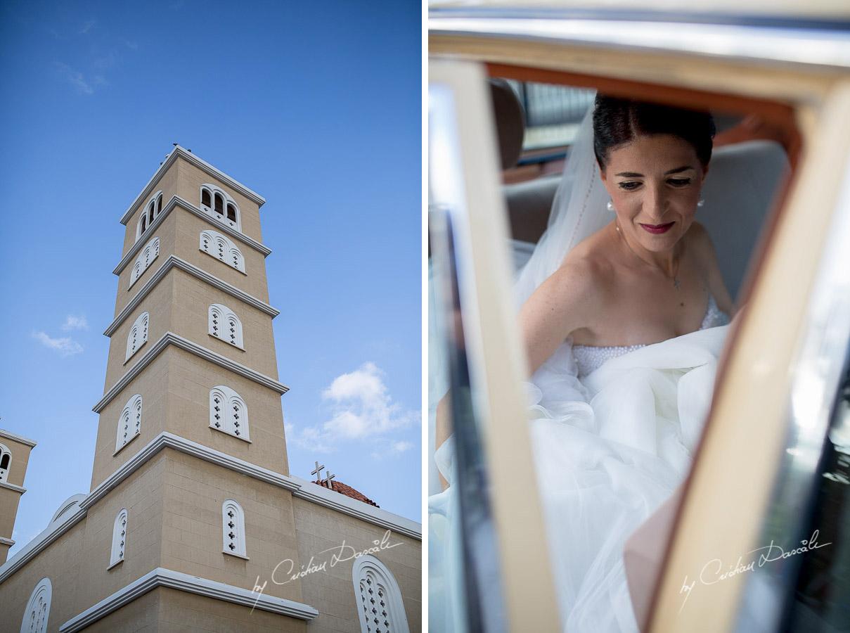 Wedding of Costas & Maria - Nicosia, Agios Dometios 20