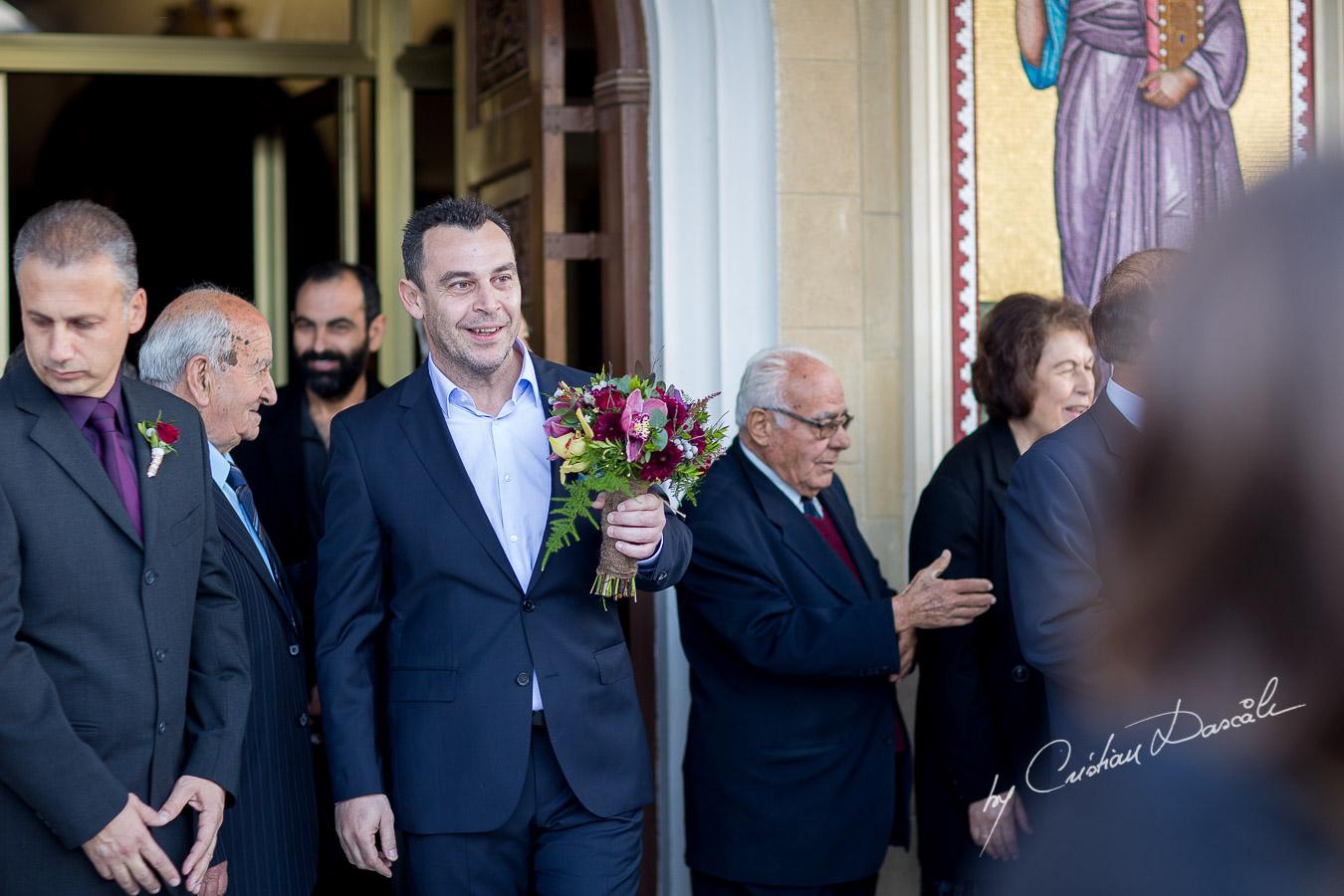 Wedding of Costas & Maria - Nicosia, Agios Dometios 22