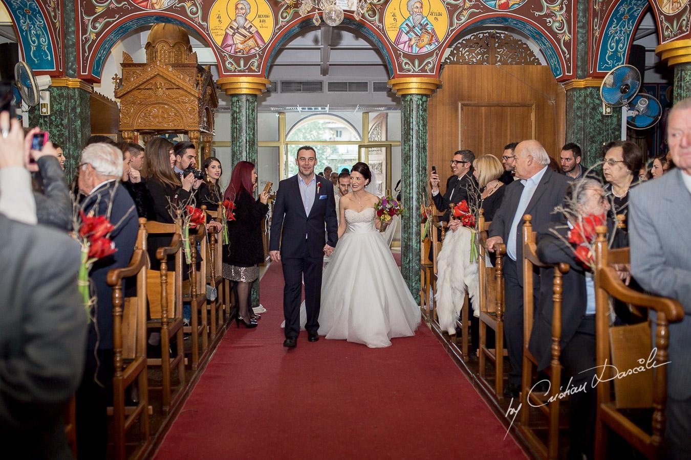 Wedding of Costas & Maria - Nicosia, Agios Dometios 26