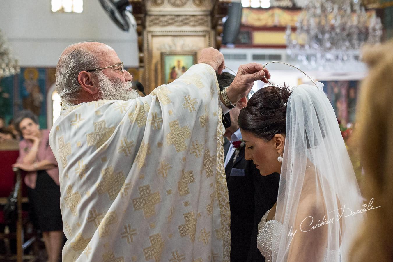 Wedding of Costas & Maria - Nicosia, Agios Dometios 30