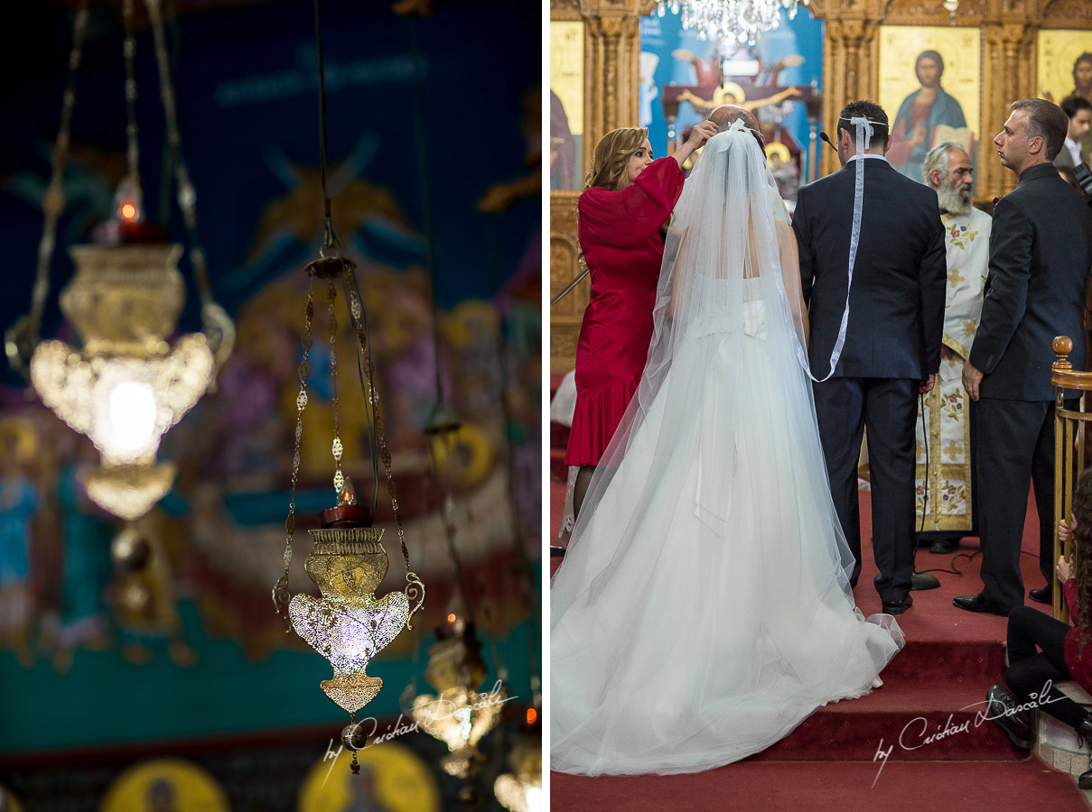 Wedding of Costas & Maria - Nicosia, Agios Dometios 31