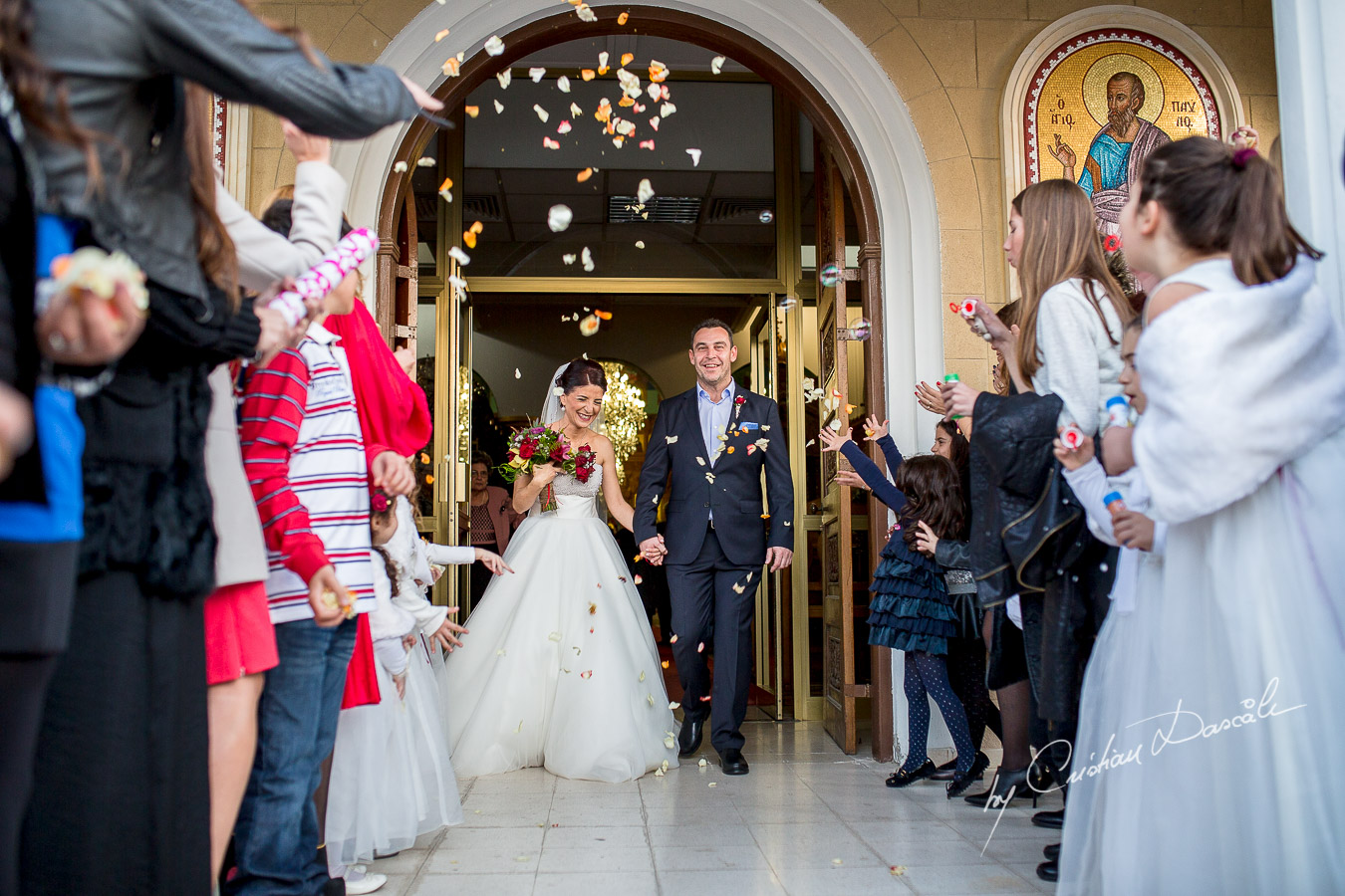 Wedding of Costas & Maria - Nicosia, Agios Dometios 33