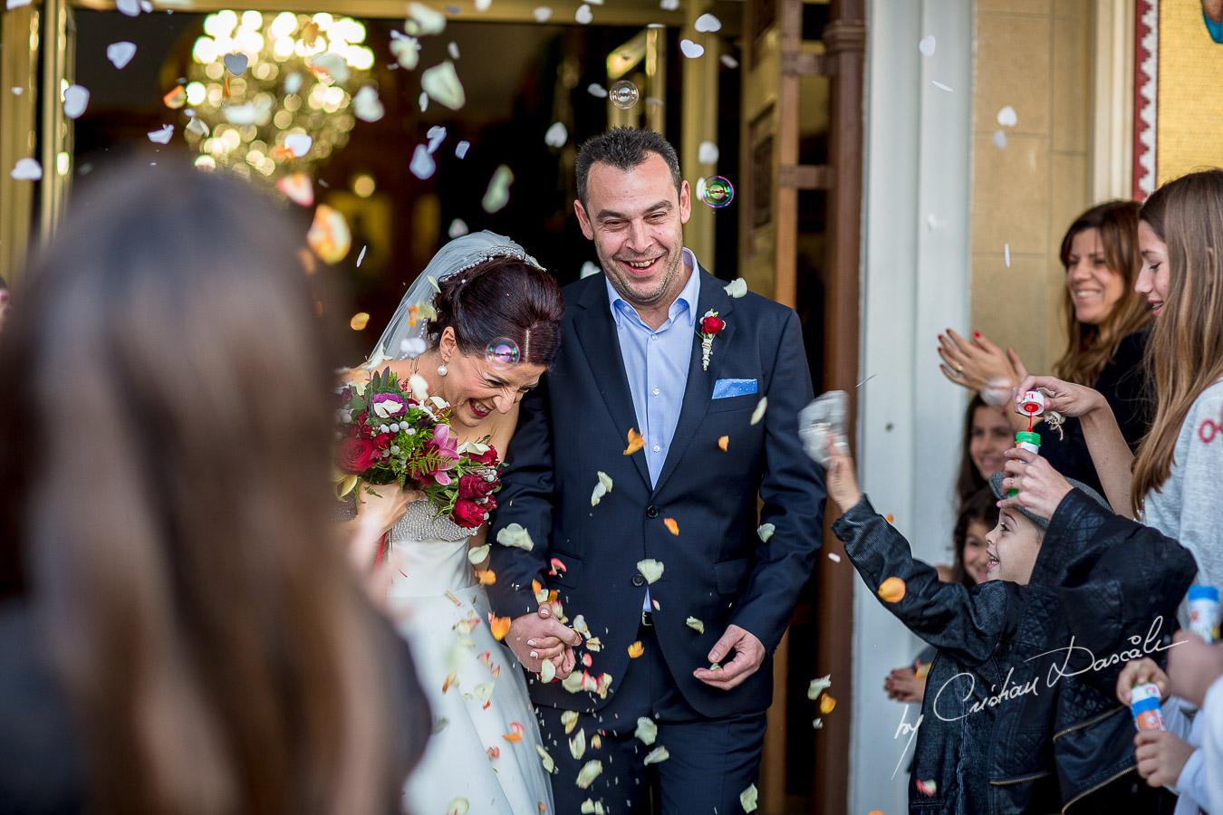 Wedding of Costas & Maria - Nicosia, Agios Dometios 34