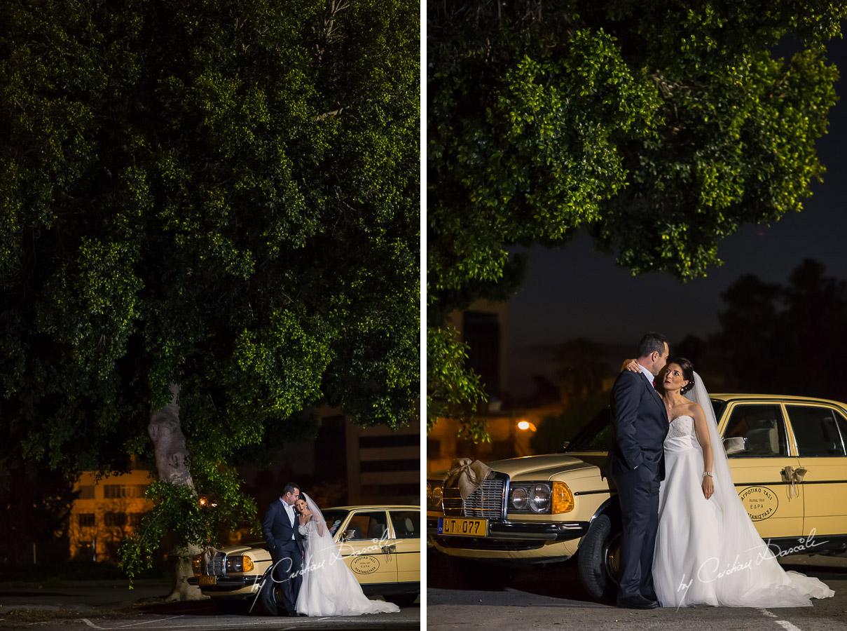 Wedding of Costas & Maria - Nicosia, Agios Dometios 38