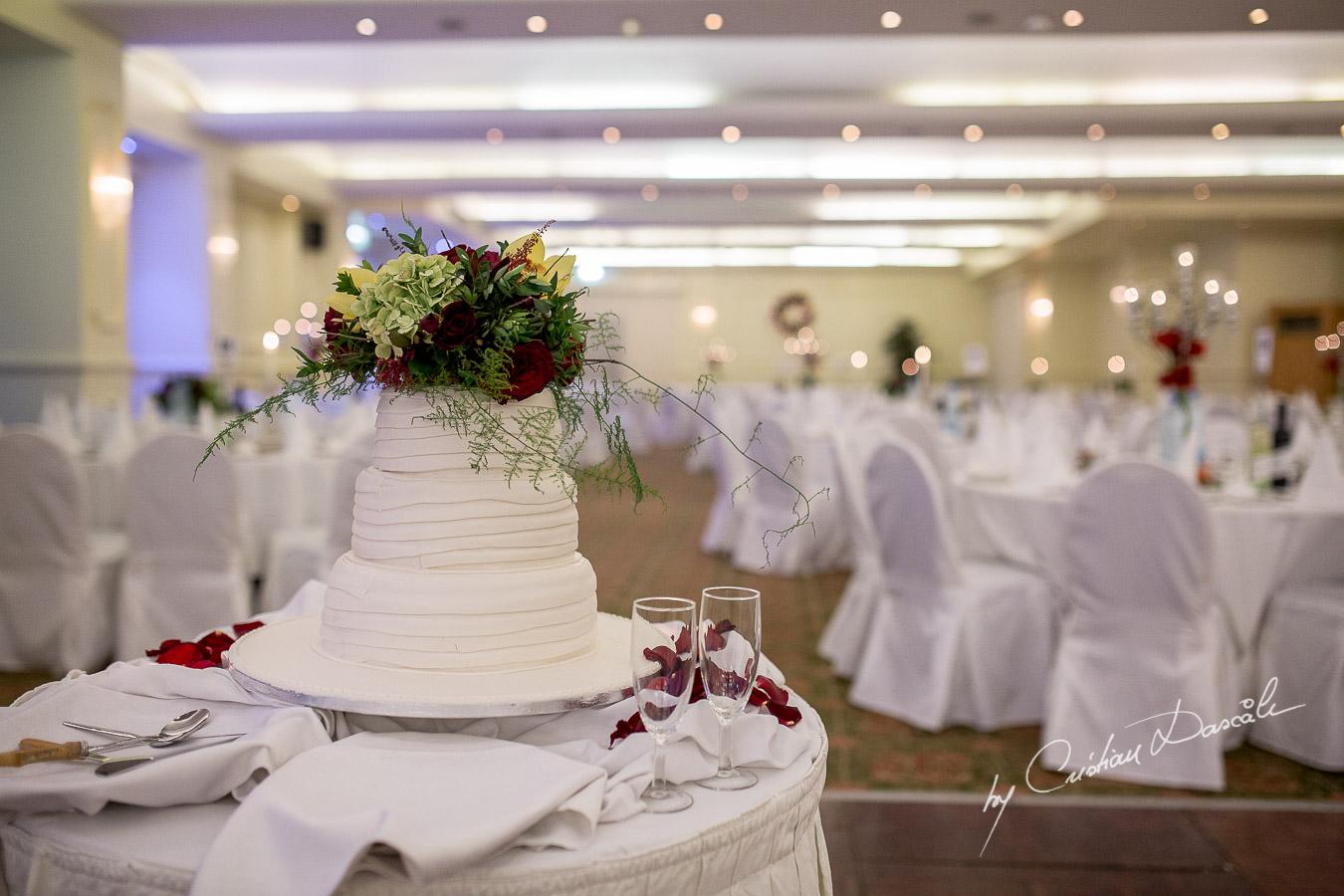Wedding of Costas & Maria - Nicosia, Agios Dometios 43