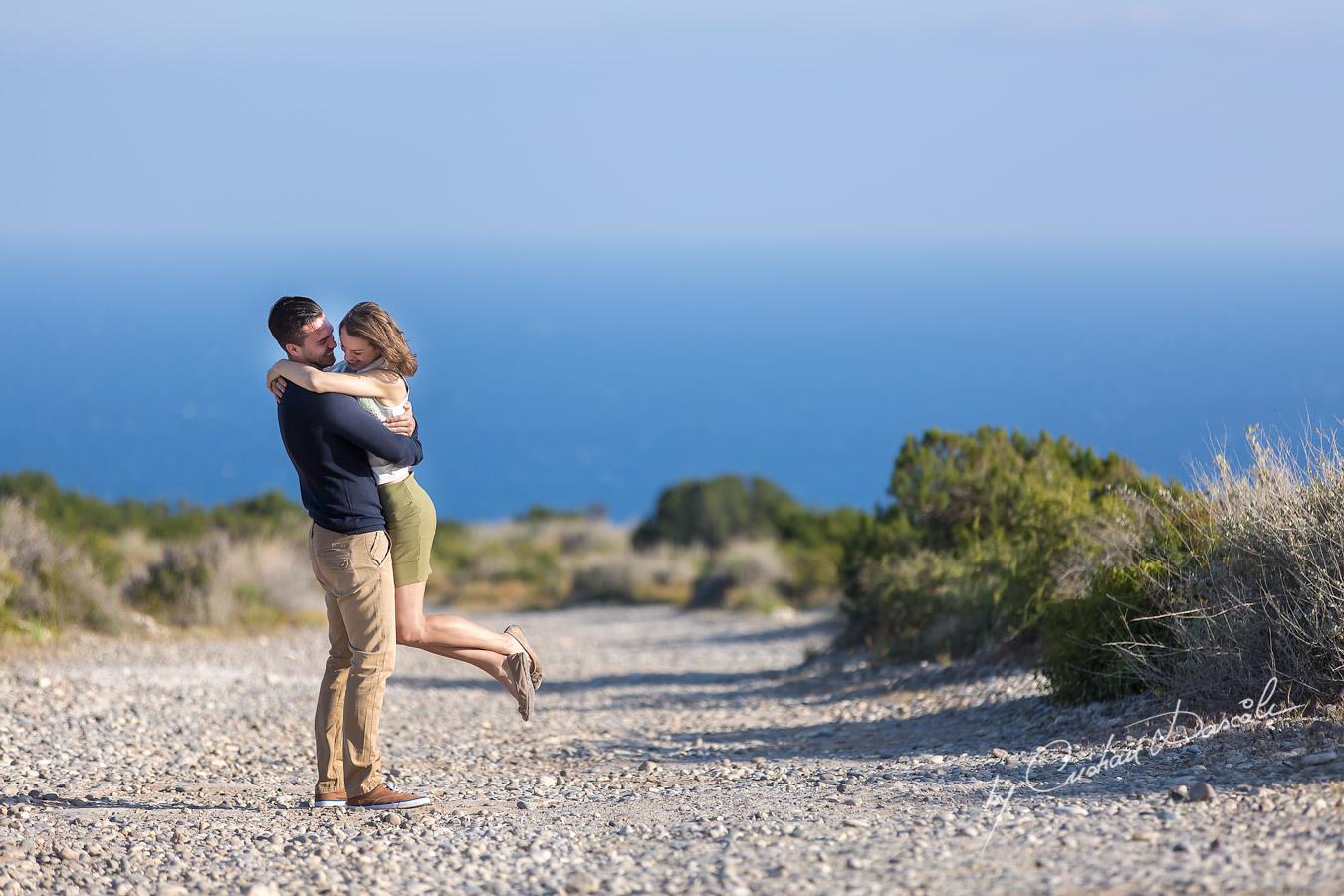 Love at first sight - Karen & Martins at Kurion Cyprus - 04
