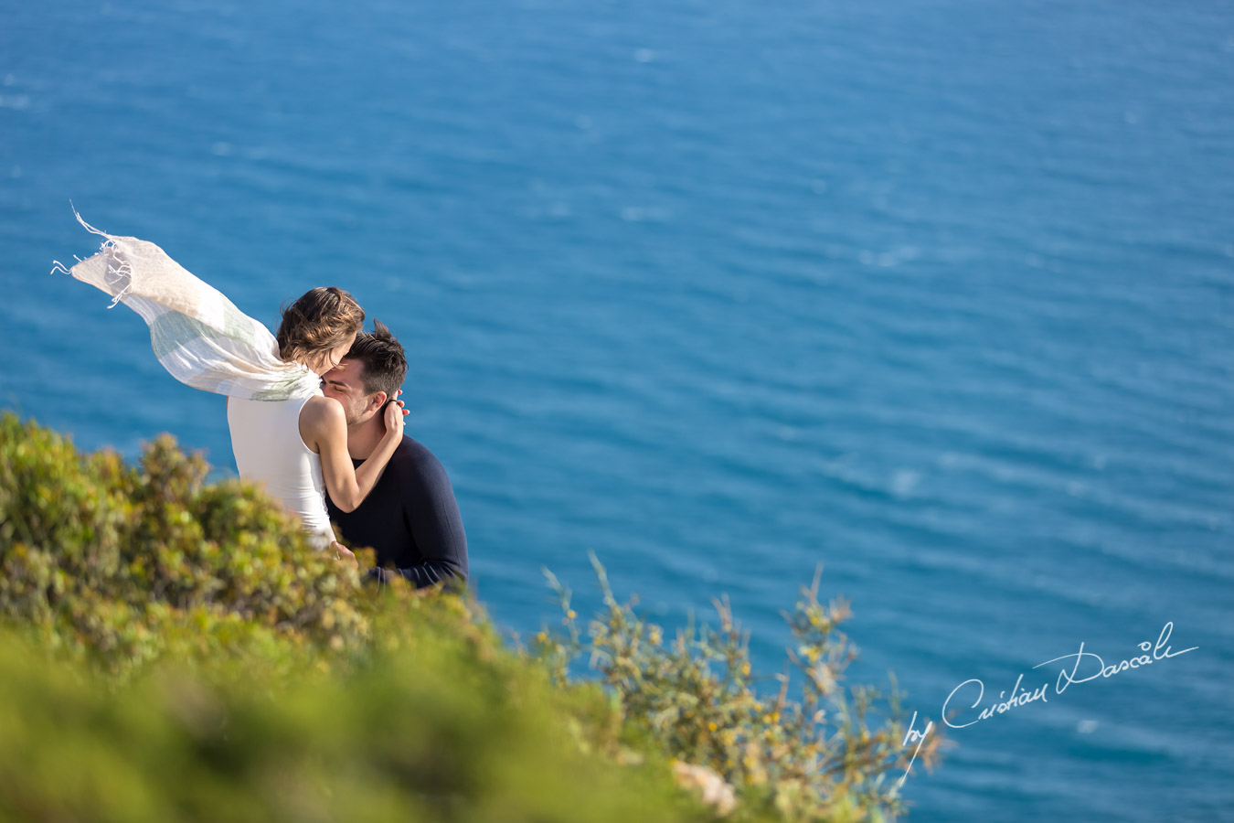 Love at first sight - Karen & Martins at Kurion Cyprus - 10