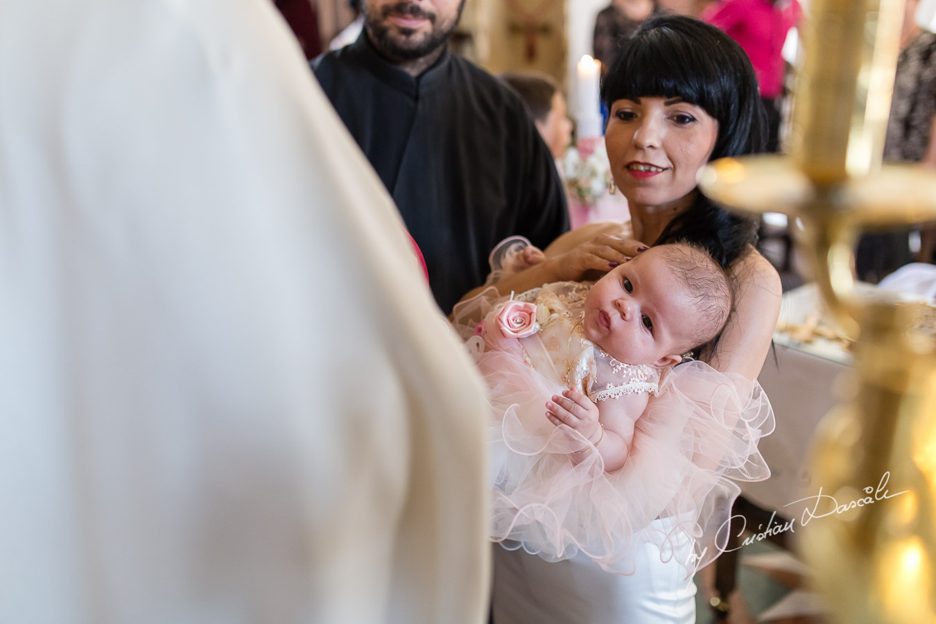 Heartwarming Christening in Limassol - Baby Melina Maria 19