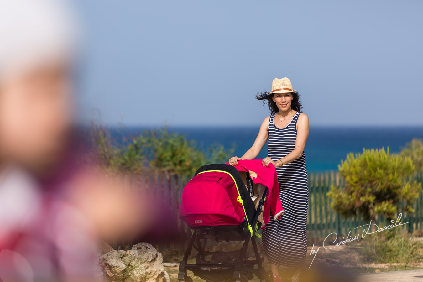 A Family Photo Shoot in Protaras, Cyprus - 09