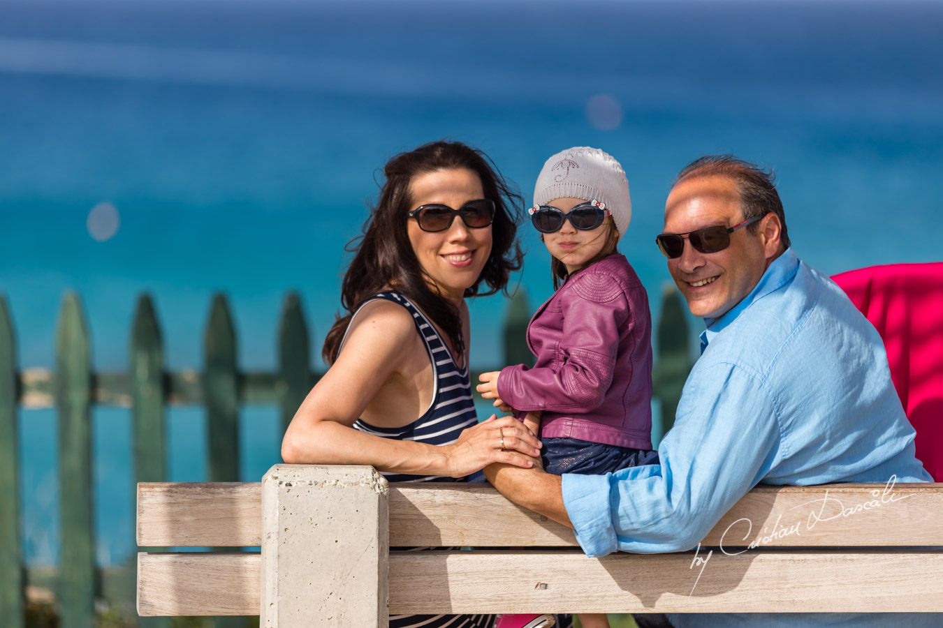 A Family Photo Shoot in Protaras, Cyprus - 16