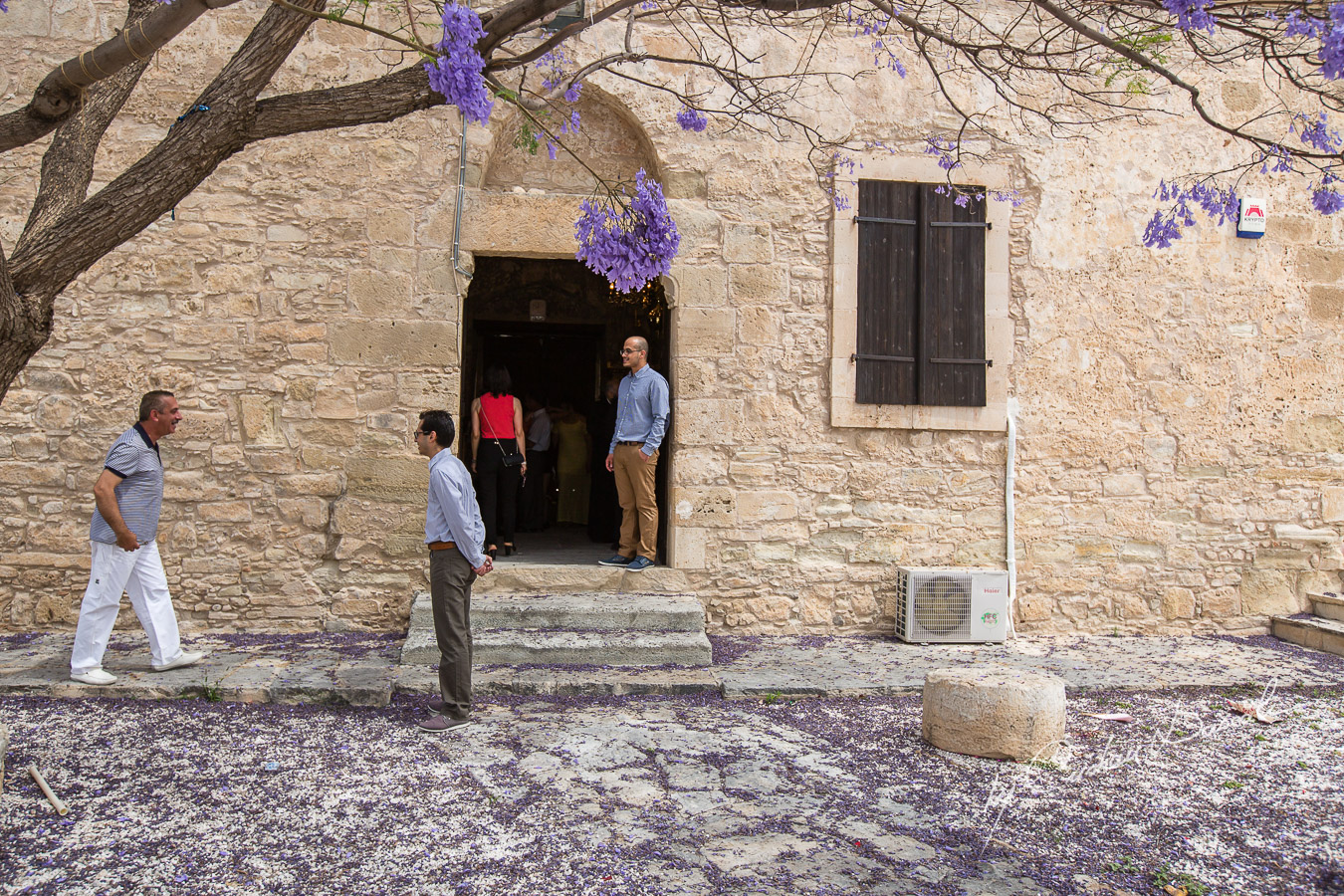 Joyous Christening in Limassol - 13