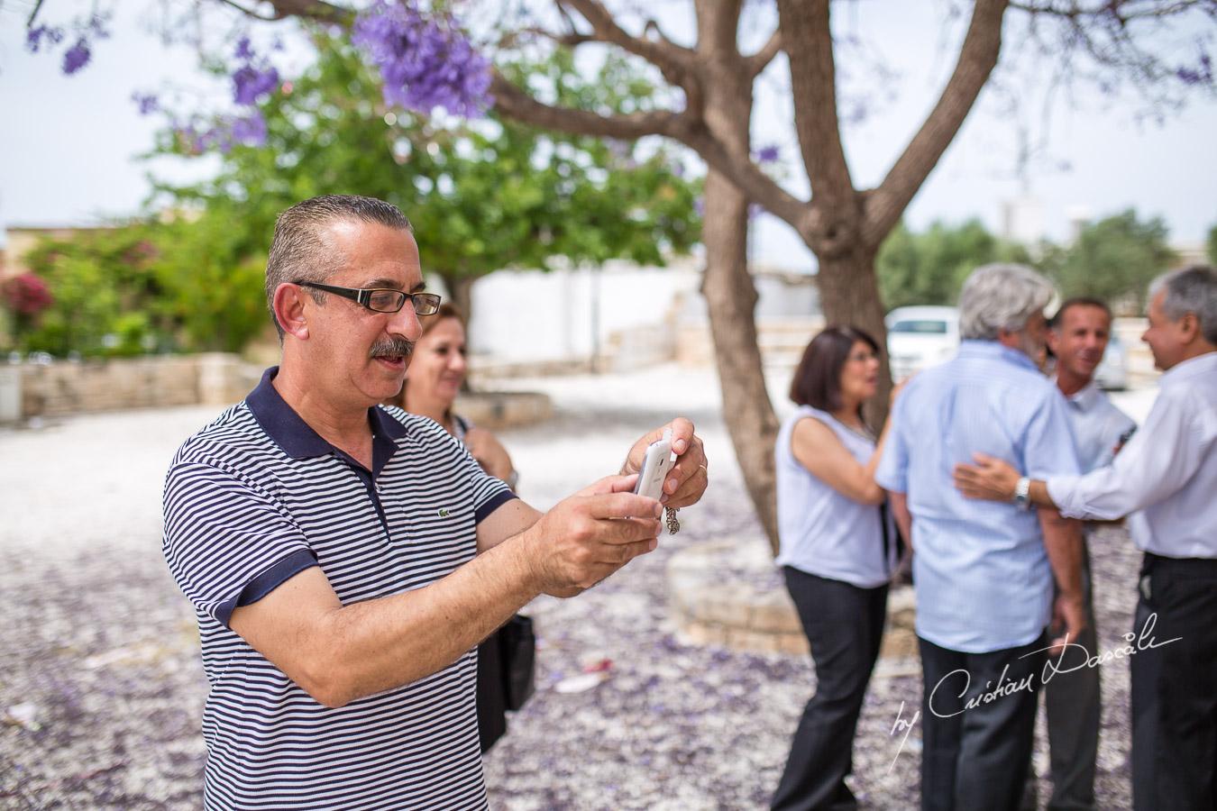 Joyous Christening in Limassol - 15