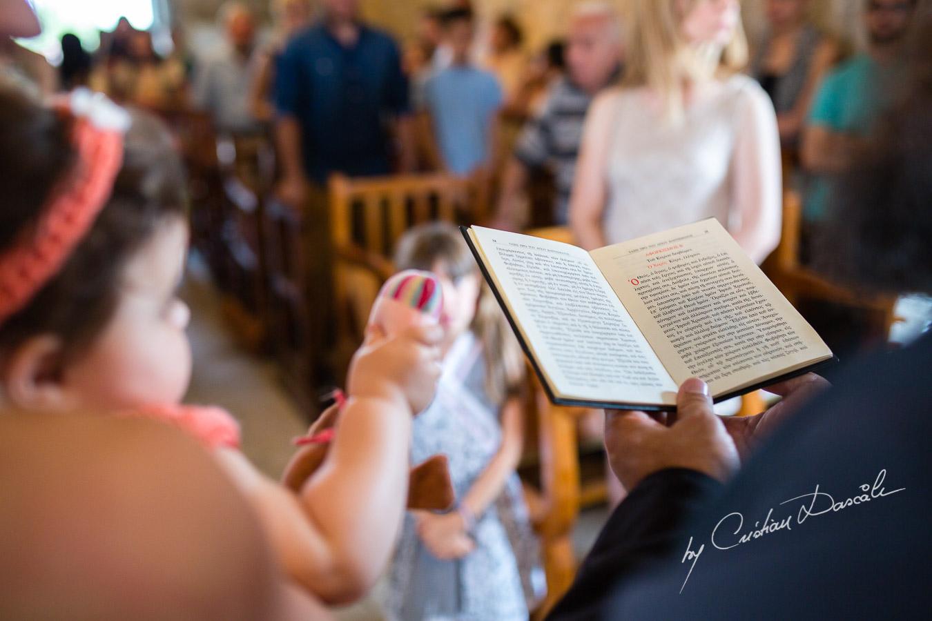 Joyous Christening in Limassol - 17