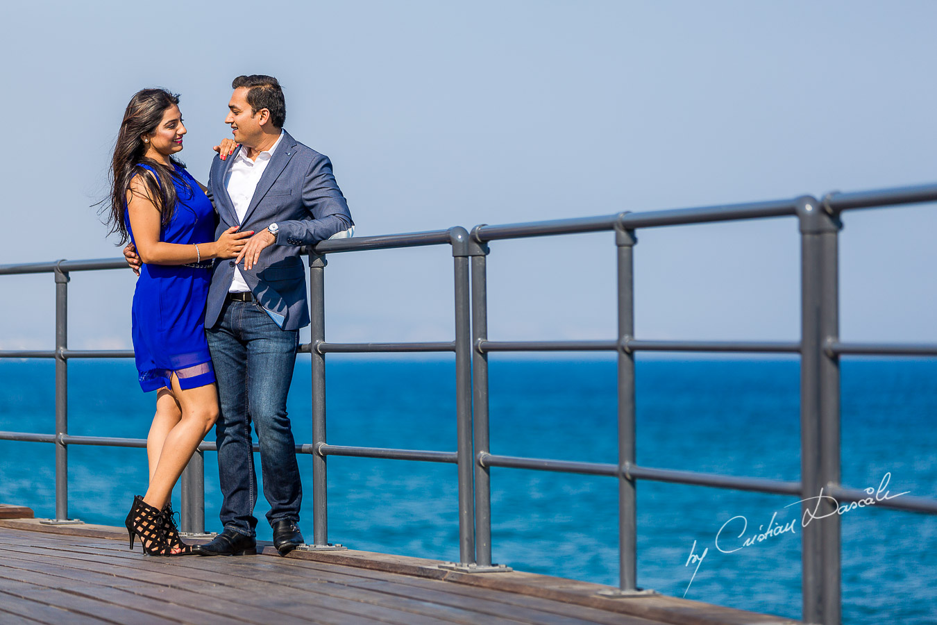 An After-Wedding Photo Shoot in Cyprus - 03