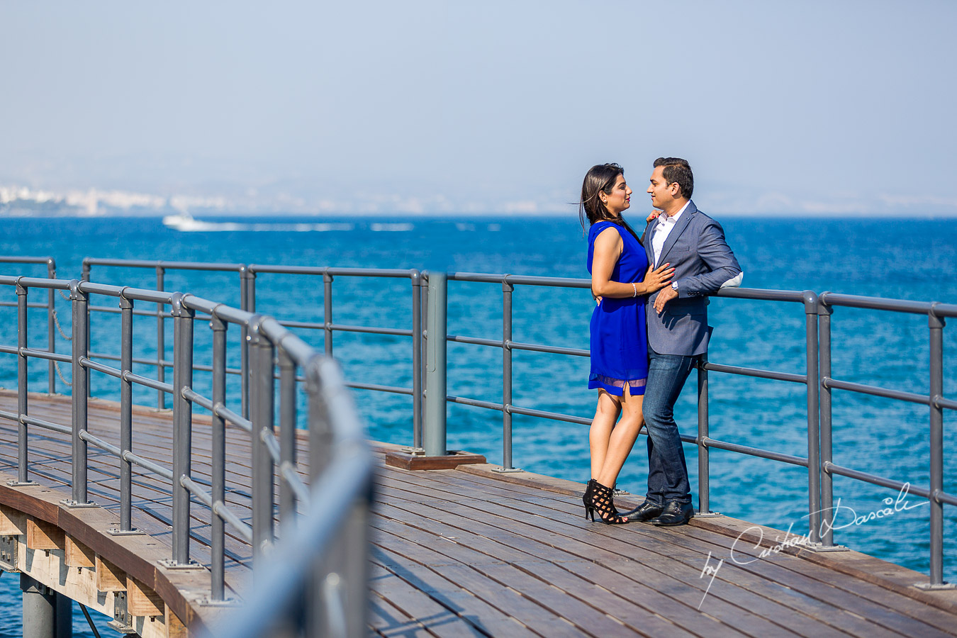 An After-Wedding Photo Shoot in Cyprus - 04