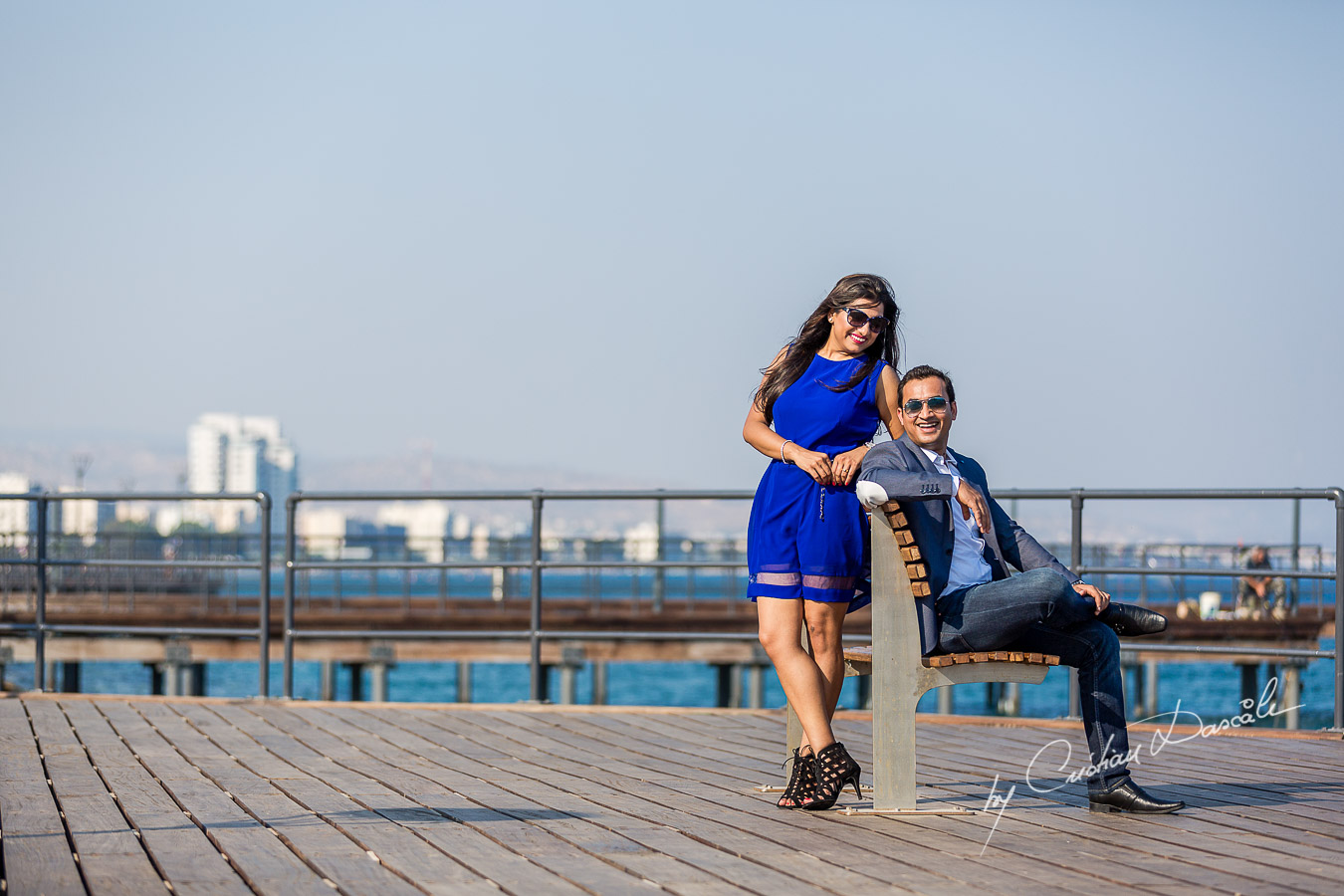 An After-Wedding Photo Shoot in Cyprus - 07