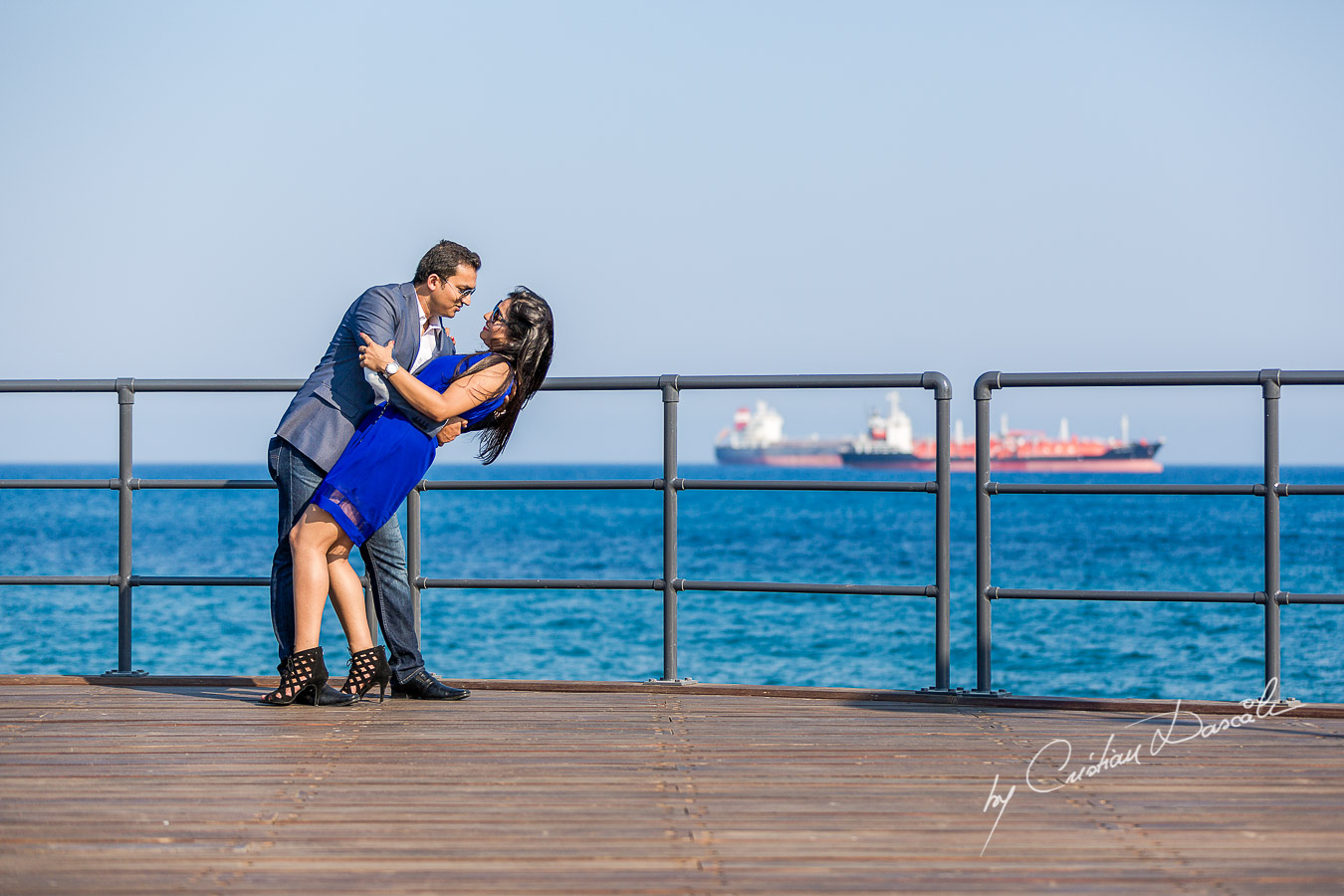 An After-Wedding Photo Shoot in Cyprus - 08