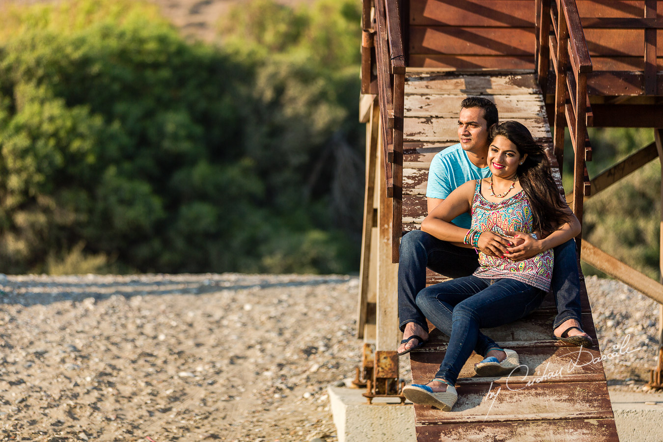 An After-Wedding Photo Shoot in Cyprus - 11