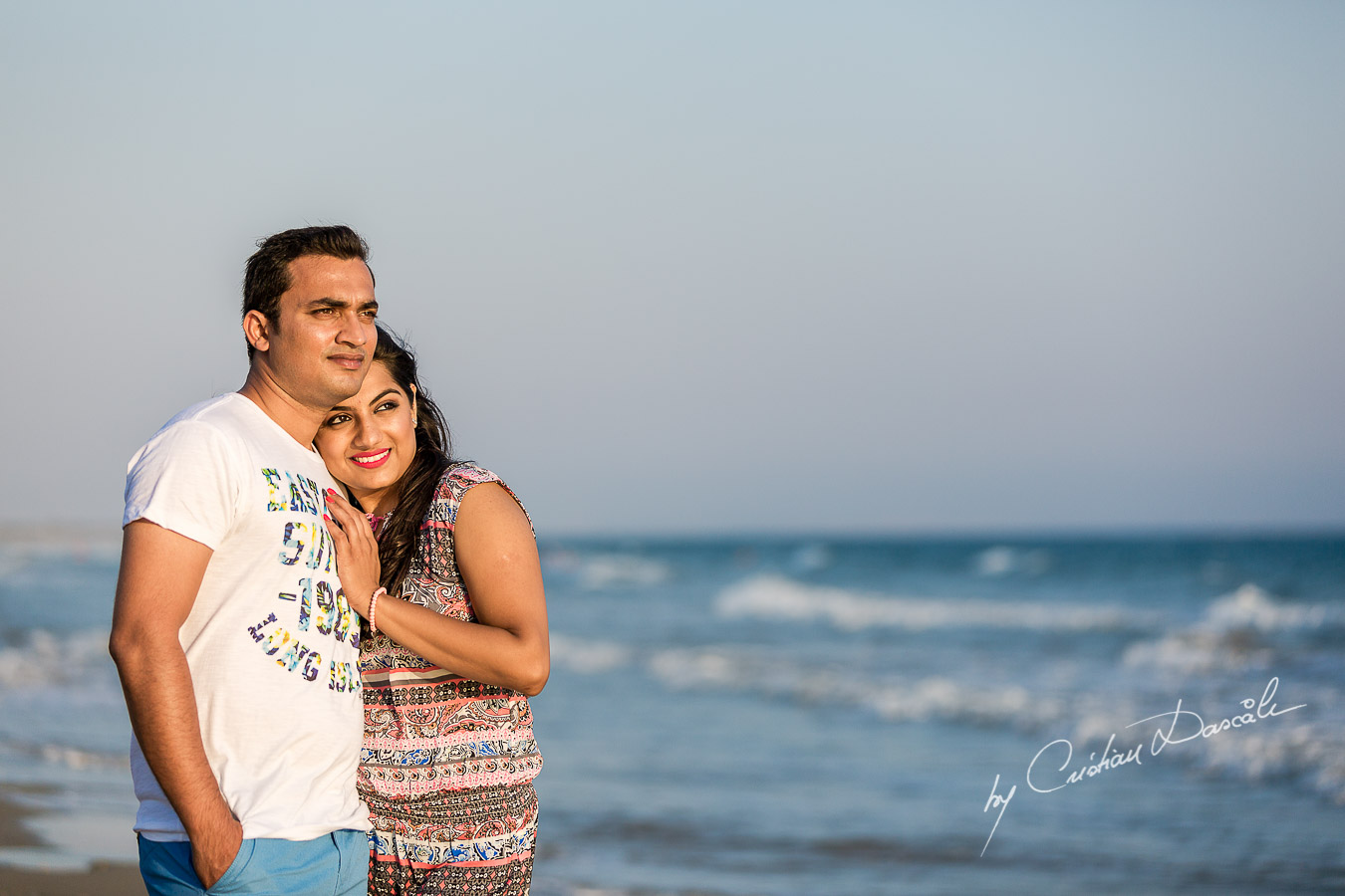 An After-Wedding Photo Shoot in Cyprus - 15