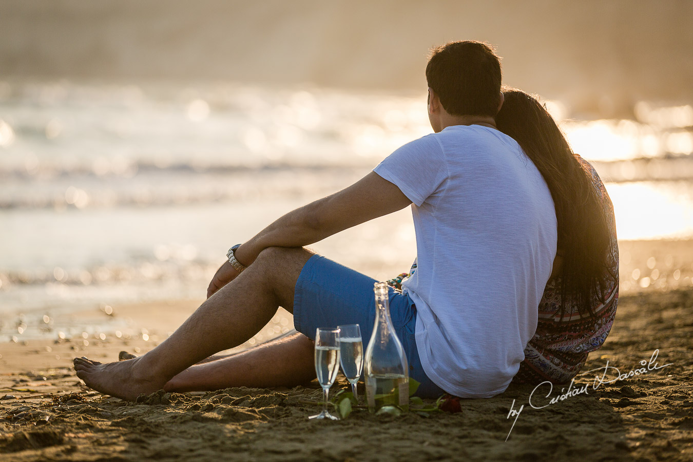 An After-Wedding Photo Shoot in Cyprus - 19