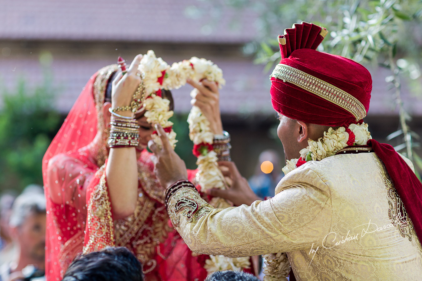 Hindu Wedding at Ayii Anargyri - 123