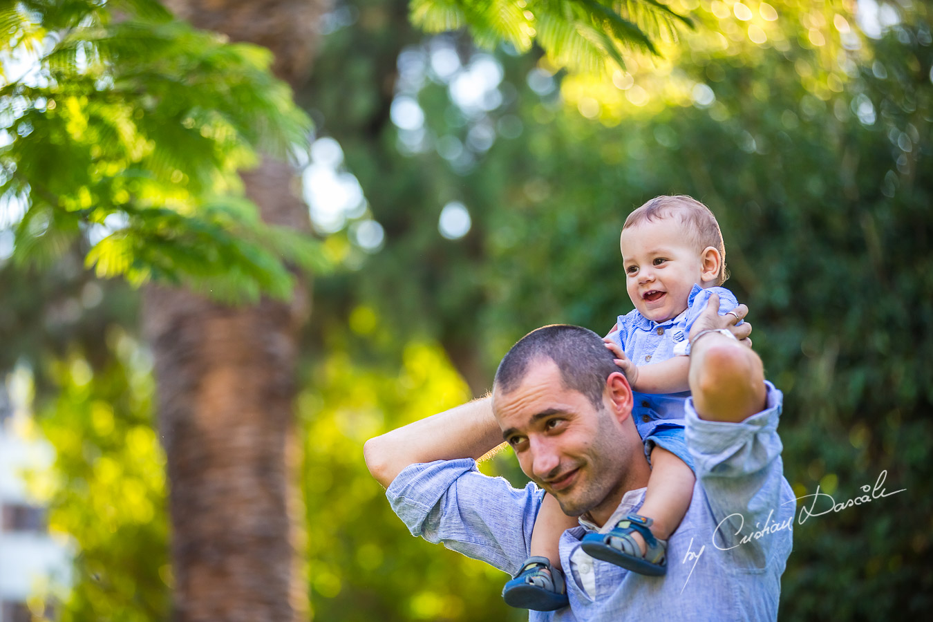 Magical Photo Shoot in Limassol Park - 11