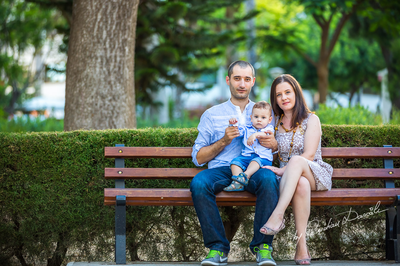 Magical Photo Shoot in Limassol Park - 13