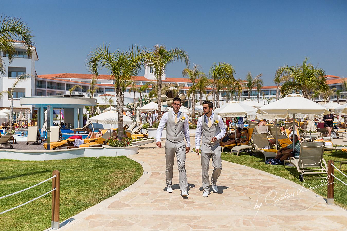 Olympic Lagoon Resort Wedding - 37