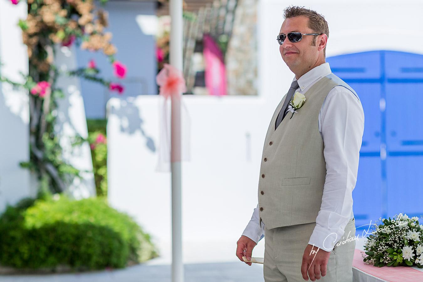Wedding Photography at Aliathon Beach Holiday - 15