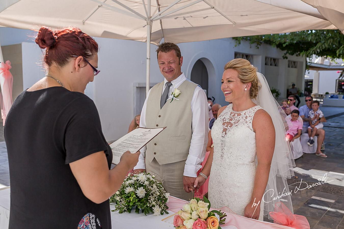Wedding Photography at Aliathon Beach Holiday - 33
