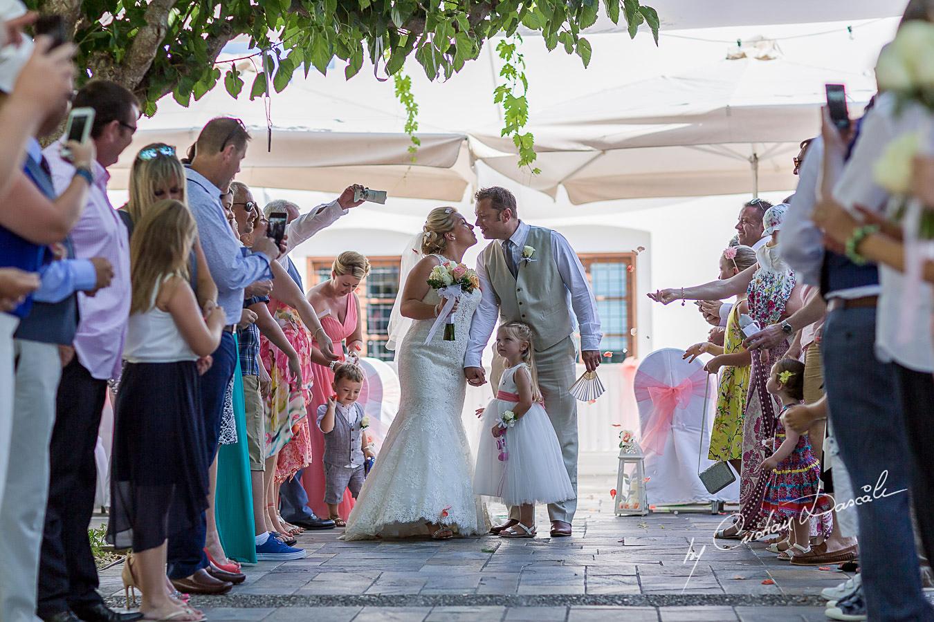 Wedding Photography at Aliathon Beach Holiday - 38