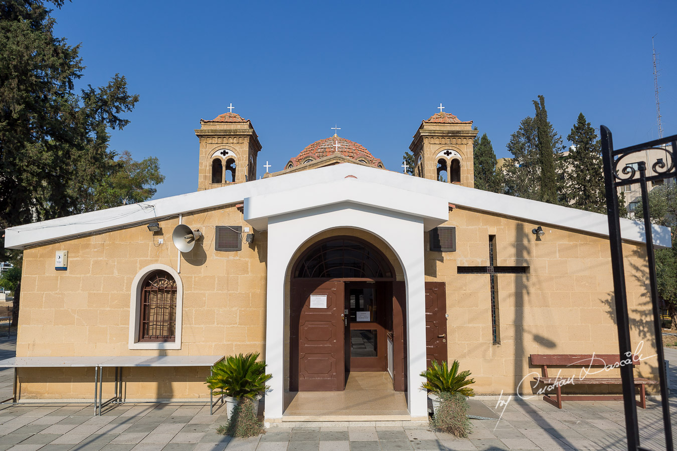 Baptism Photograher in Nicosia - Chrisanti's Christening by Cristian Dascalu - 02